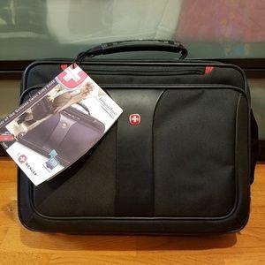 Wenger commuter brief case laptop travel bag